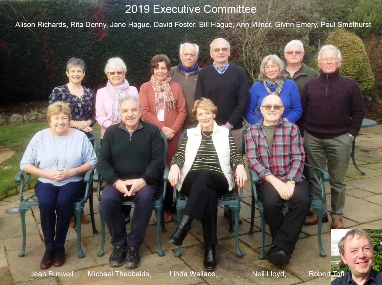2019 Executive Committee