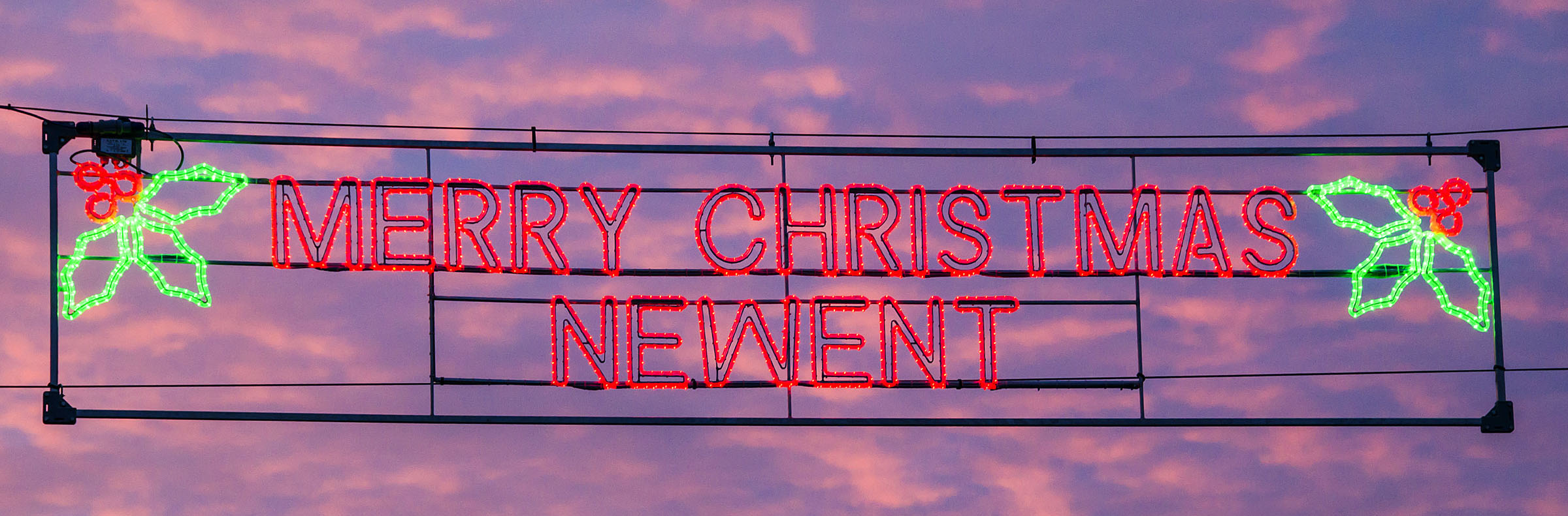 Merry Chistmas Newent