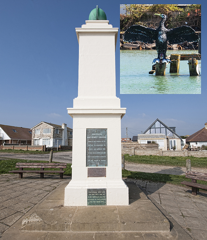 Newhaven and Peacehaven Landmarks