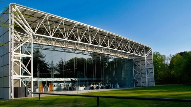 Sainsbury Centre, Norwich