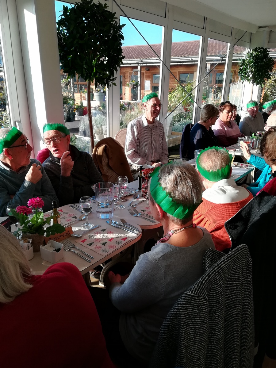 Lunch Group Christmas 2019