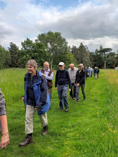 Walking Group June 2019