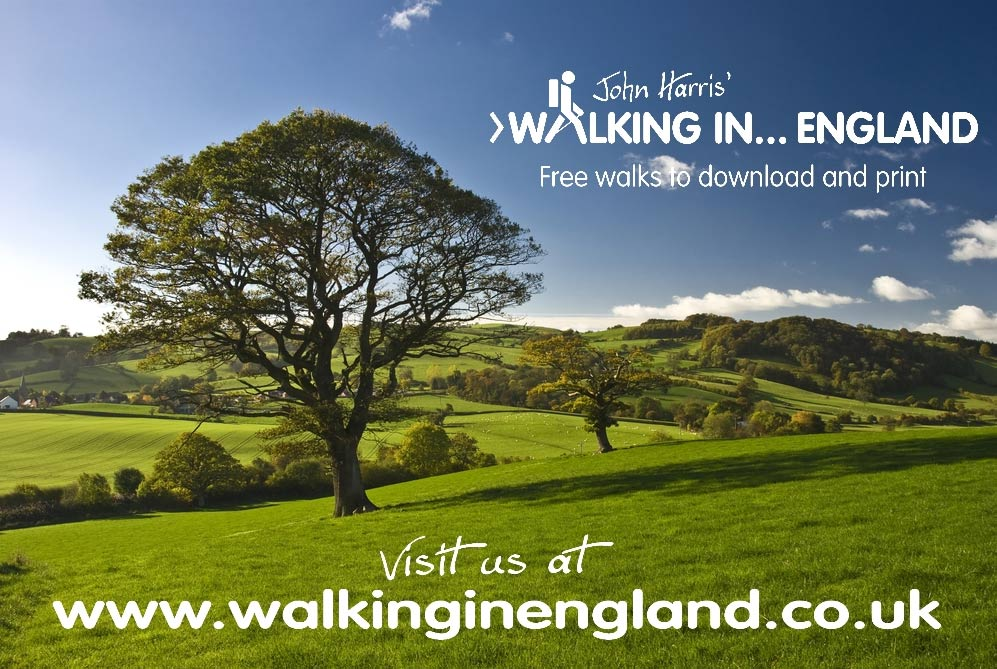 Walking in England