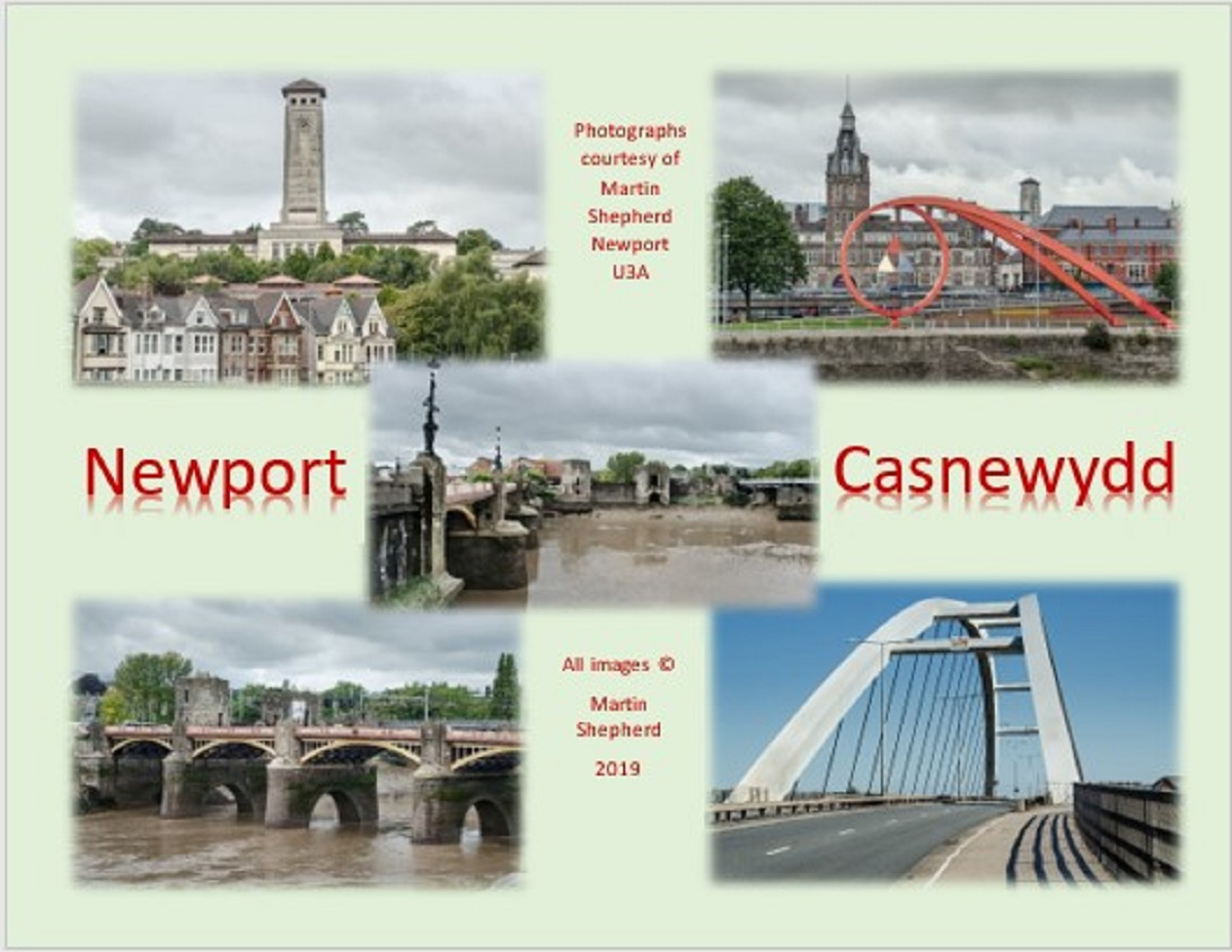 Some Iconic Landmarks in Newport City