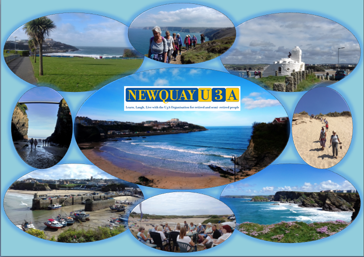 Learn, Laugh, Live with Newquay U3A