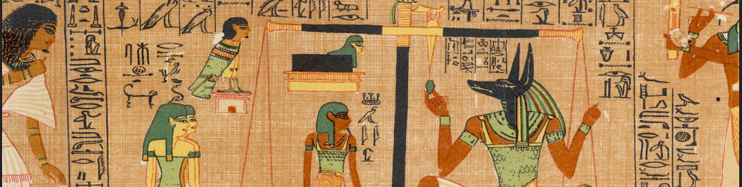 Extract from the Book of the Dead