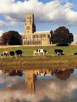 Fotheringhay, Northamptonshire History