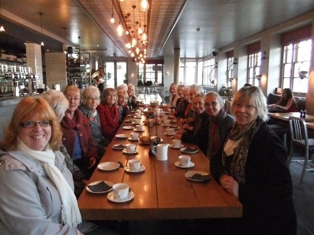 Tea at the Swan - Play & Poetry Reading