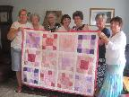 Quilt for Project Linus (Textile 2)