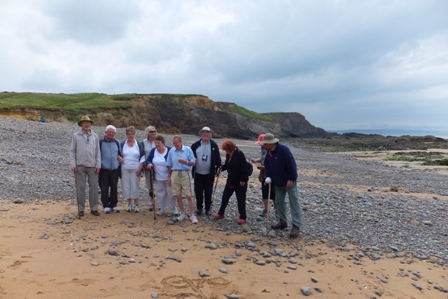 Field trip to Bude