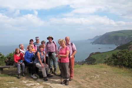 North Devon Coast Ramblers