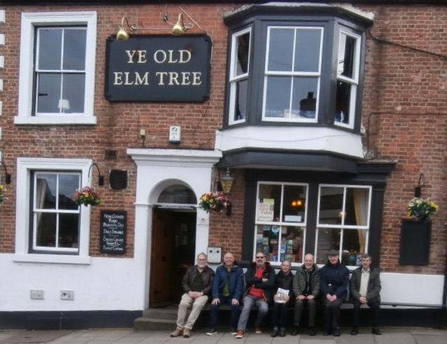 Ye Old Elm Tree, Durham City