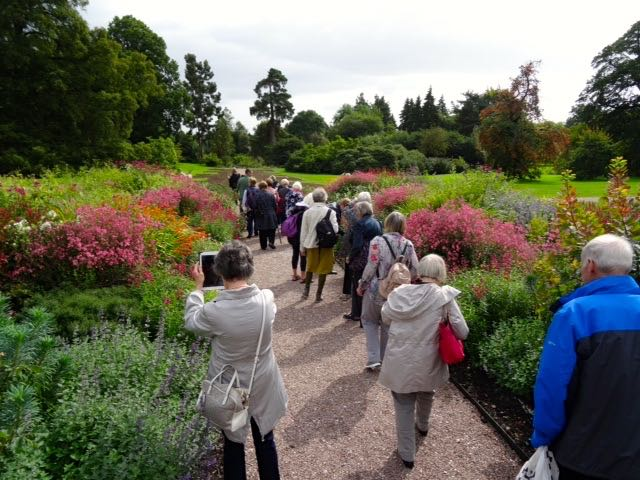 Visit to Cholmonderly Castle Gardens