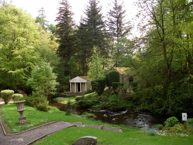 The Gardens of Vindolanda