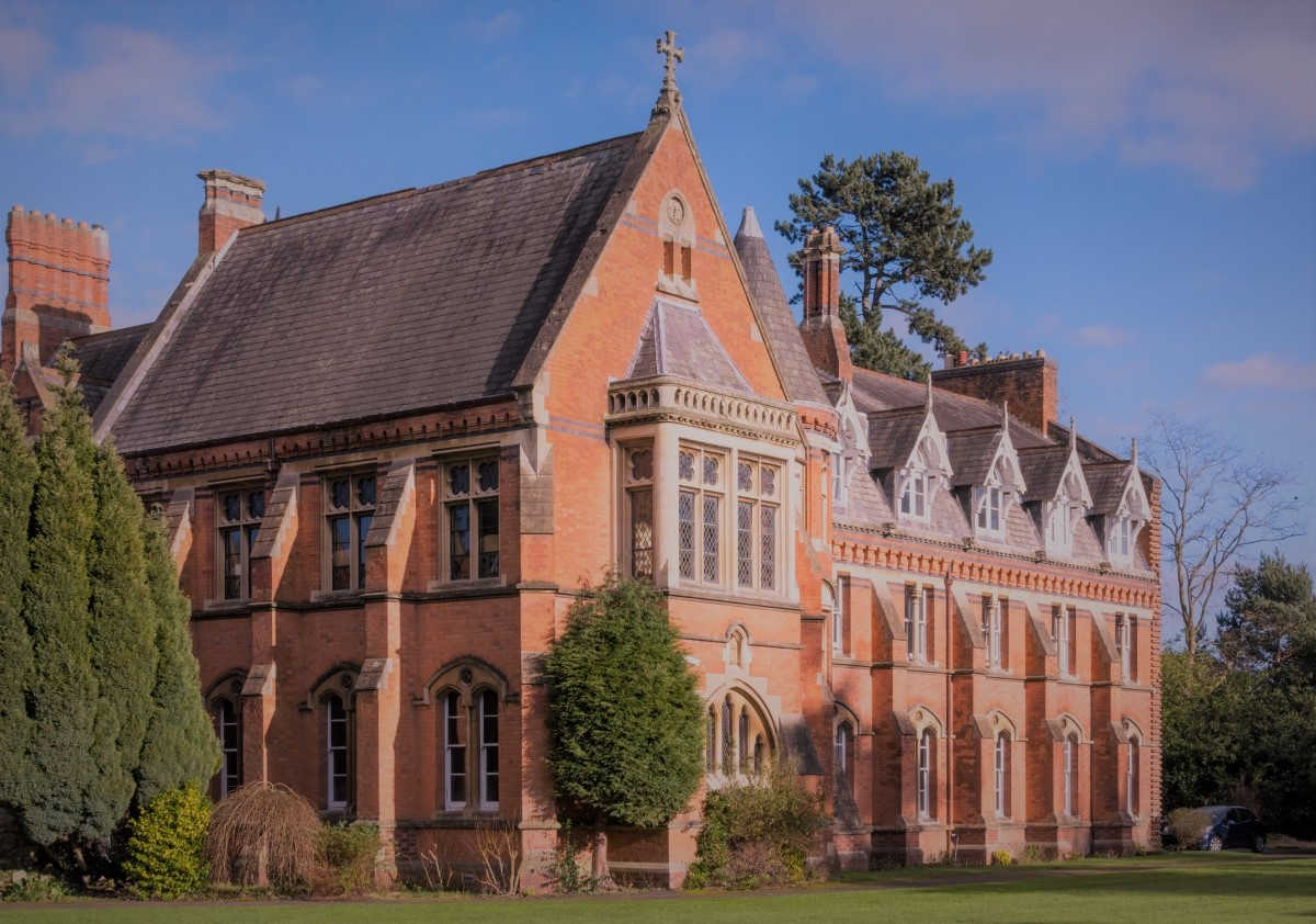 Olton Friary in Solihull
