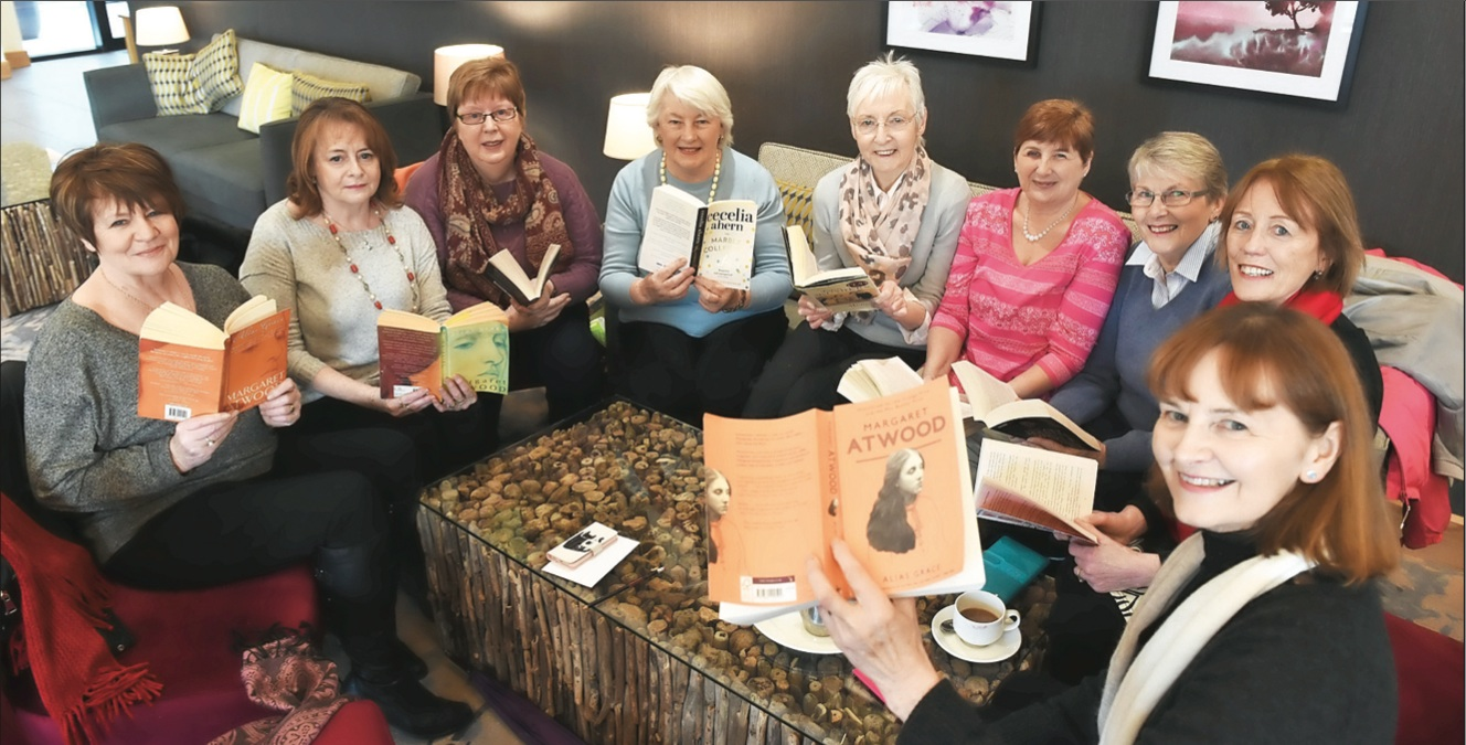 Bookclub Feb 2017