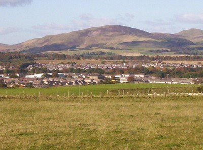 Penicuik and the Pentlands Hills