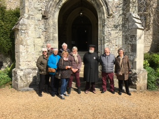 Group Picture with Brother John