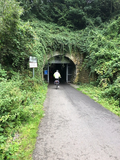 Combe Down Tunnel Sep 2020