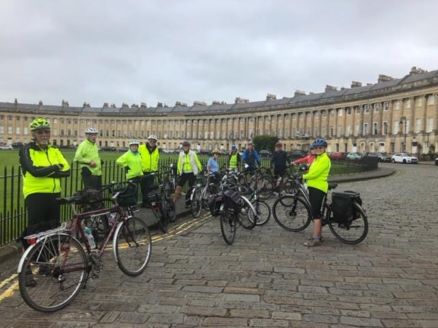 Royal Crescent, Bath Sep 2020