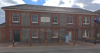 The Renovated Petersfield Museum