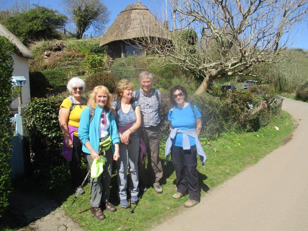 Long Walk Group - Nr Kingsbridge