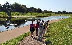 Walking Exeter Canal