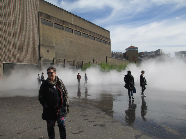 Pea Souper at the Tate!