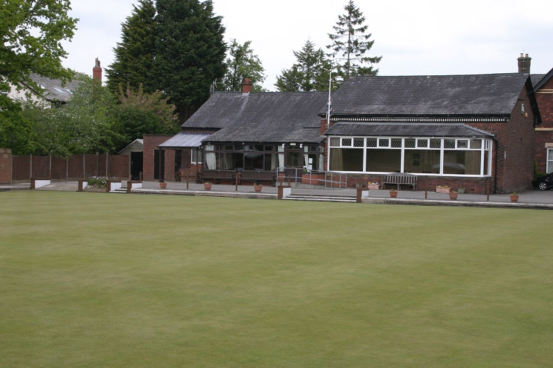 The Club House and Green