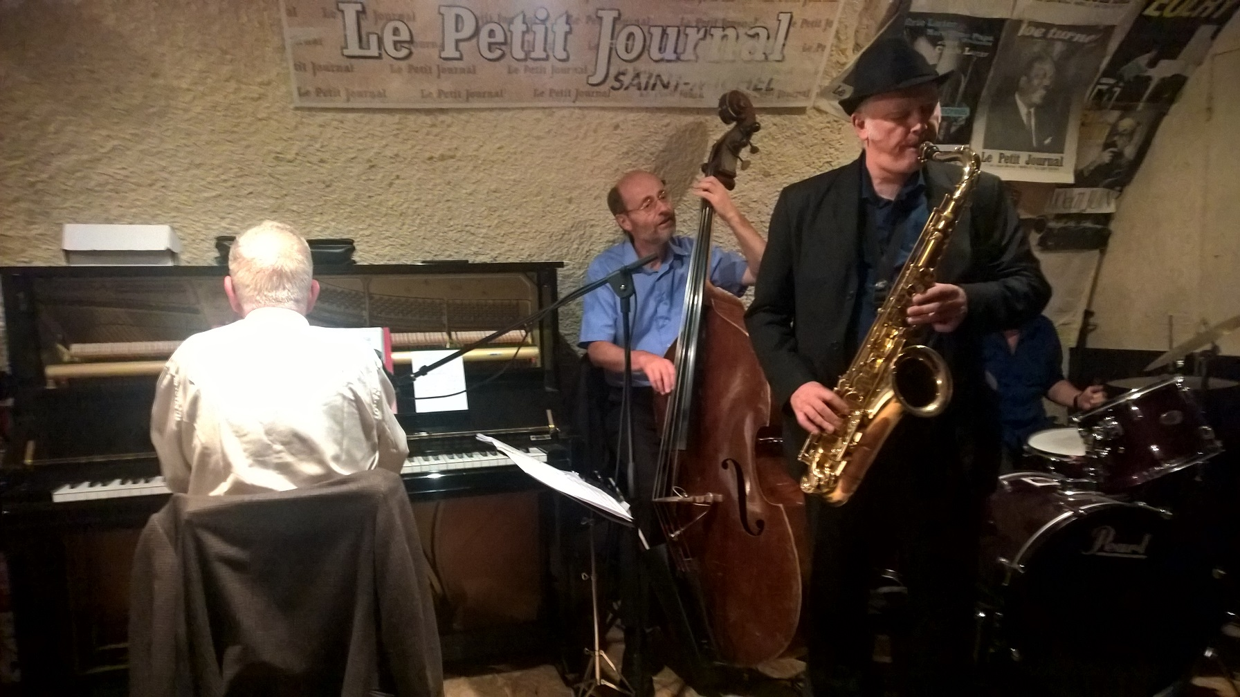 Le Petit Journal - Jazz in Paris...