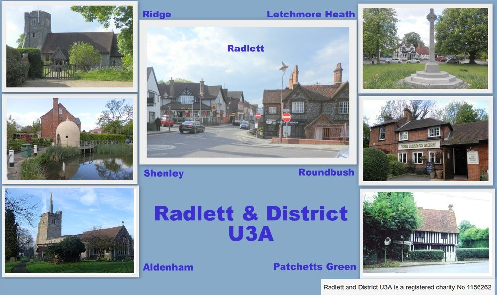 The Villages of Radlett & District U3A