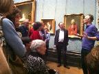 A gallery visit
