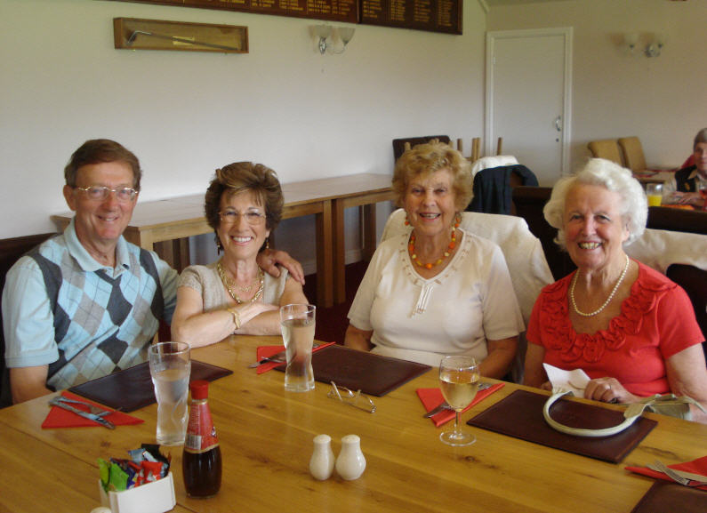 Luncheon Group at Coxmoor Golf Club