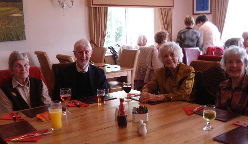 The Luncheon Group at Coxmoor Golf Club