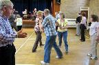 Country and Folk Dancing keeping fit