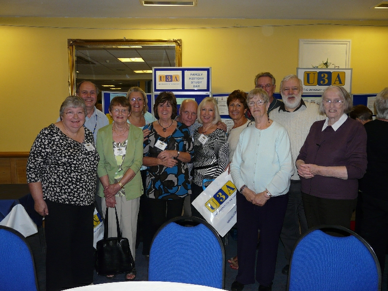 U3A Members and Speakers