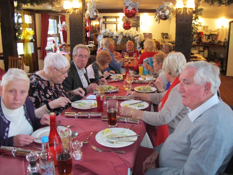 Group 2 Christmas Lunch 2018