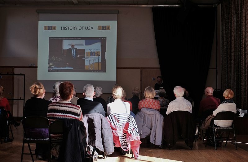 History of the U3A