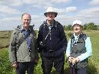 Our first walk again - 3rd May 2014