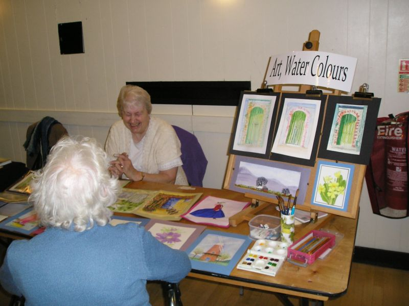 Watercolours Group