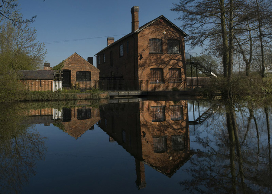 Forge Mill, Redditch