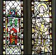 Mediaeval Stained Glass, St Mary