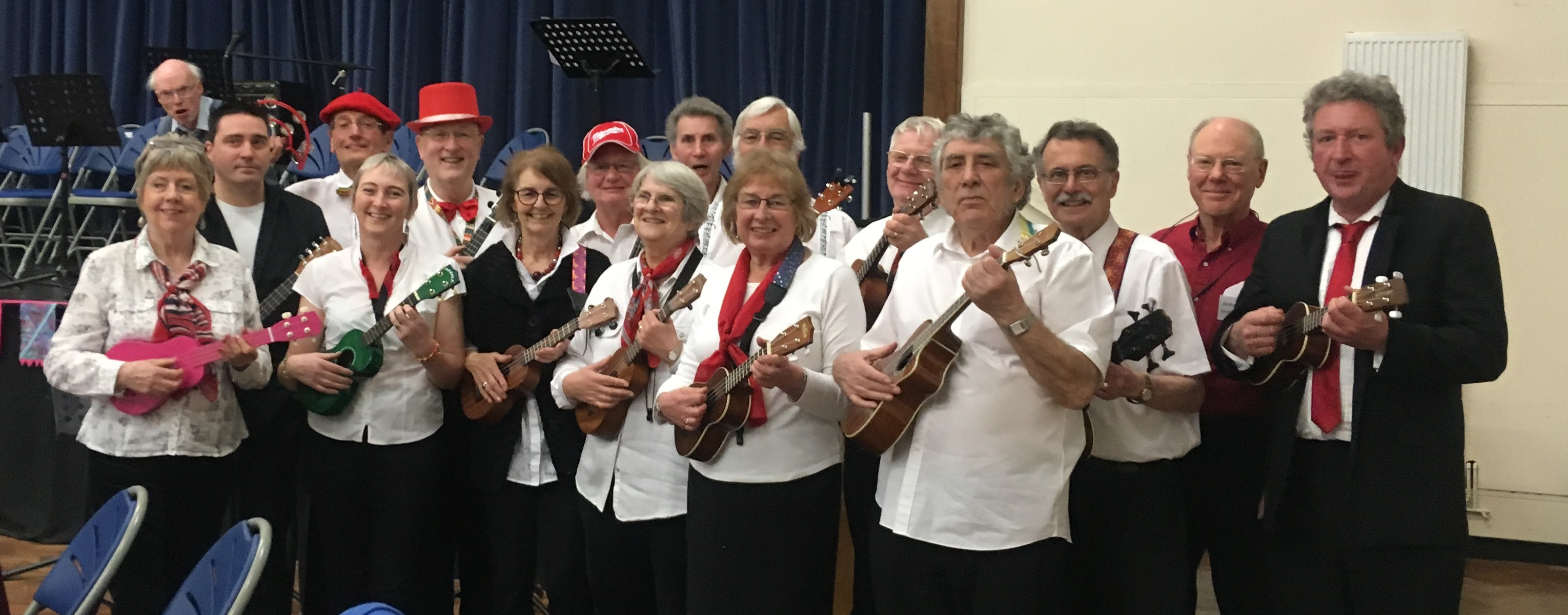 Herts Ukefest April 2017