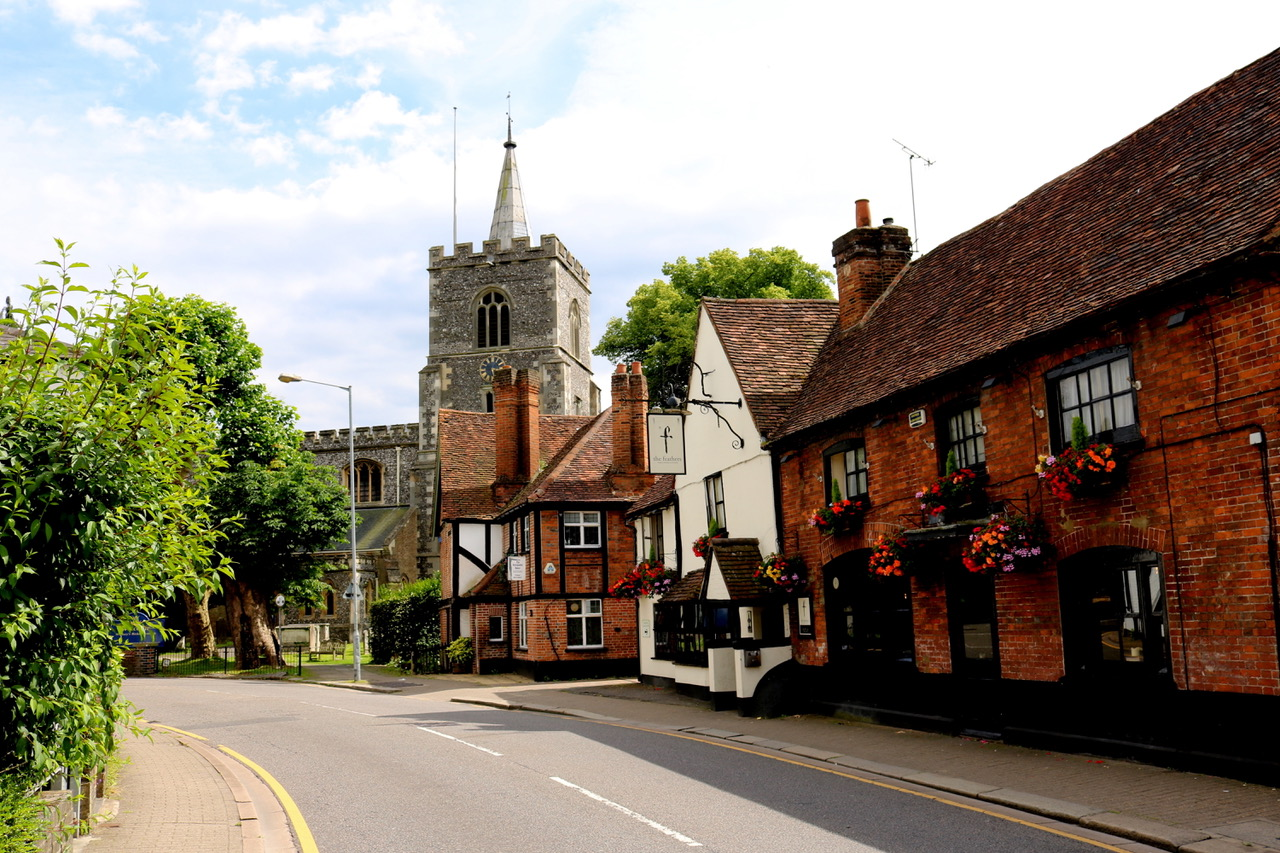 Church Street Rickmansworth