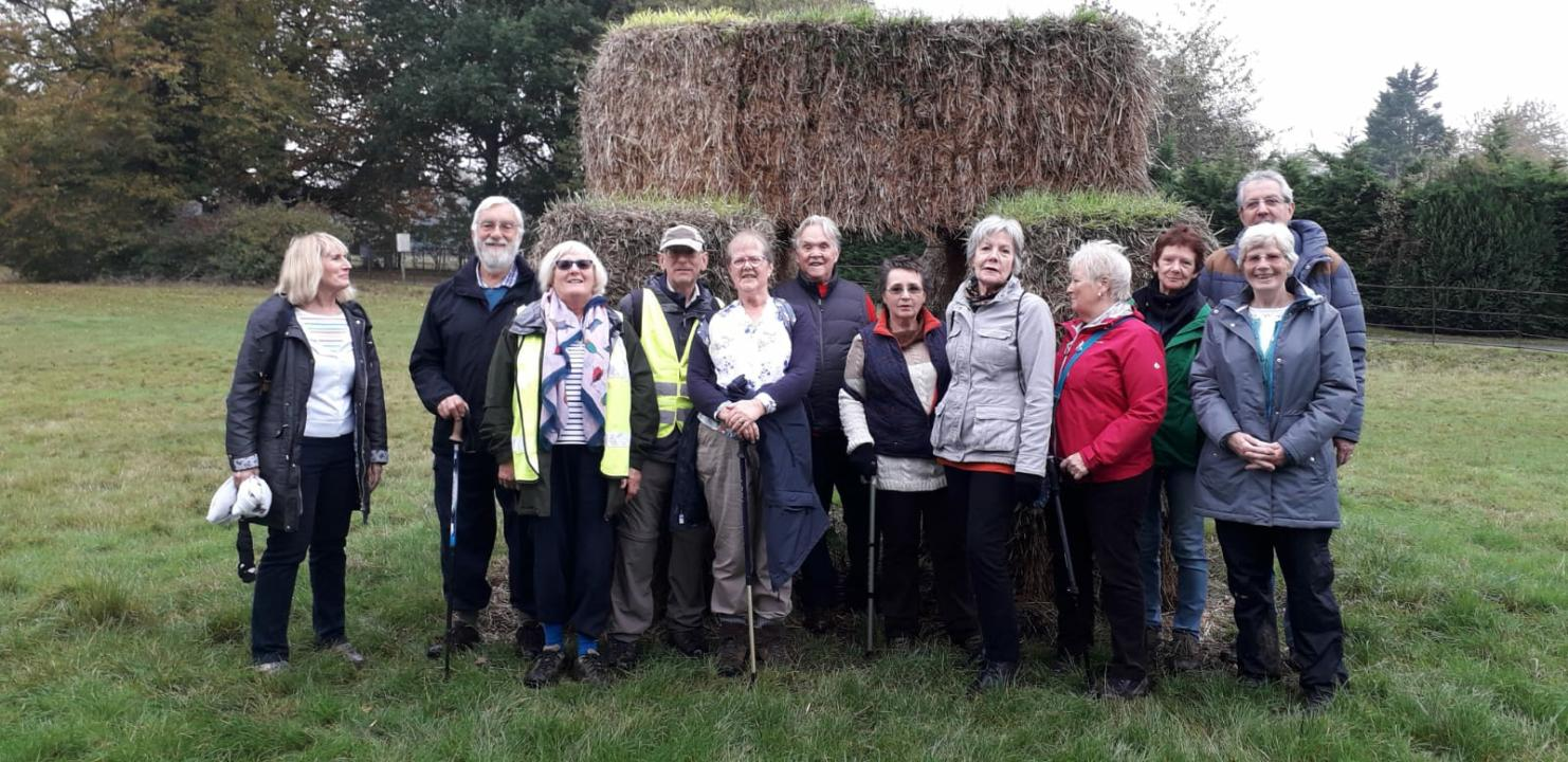 Strollers Little Missenden 24th Oct 2019