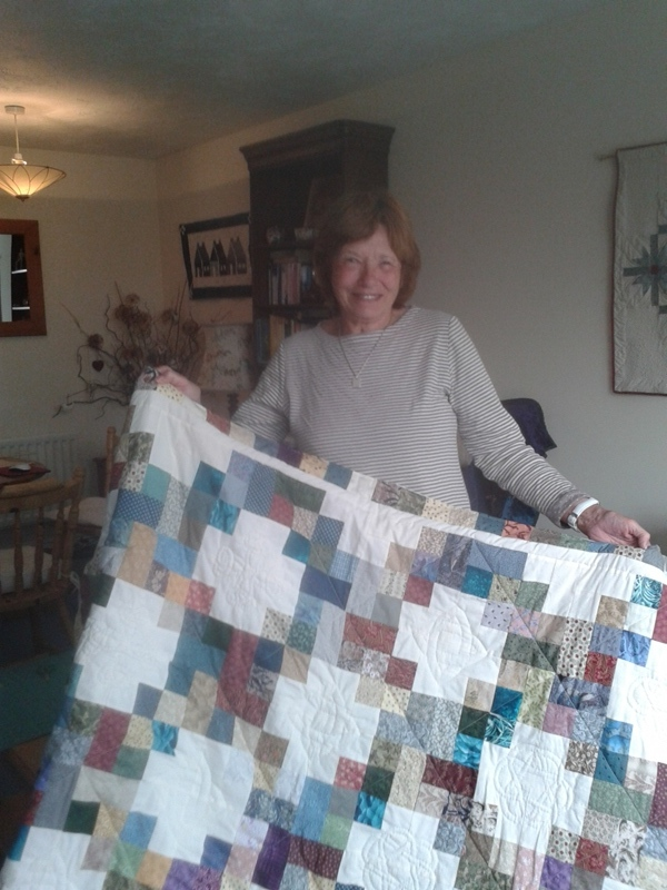 Patchwork & Quilting Study Group-2015
