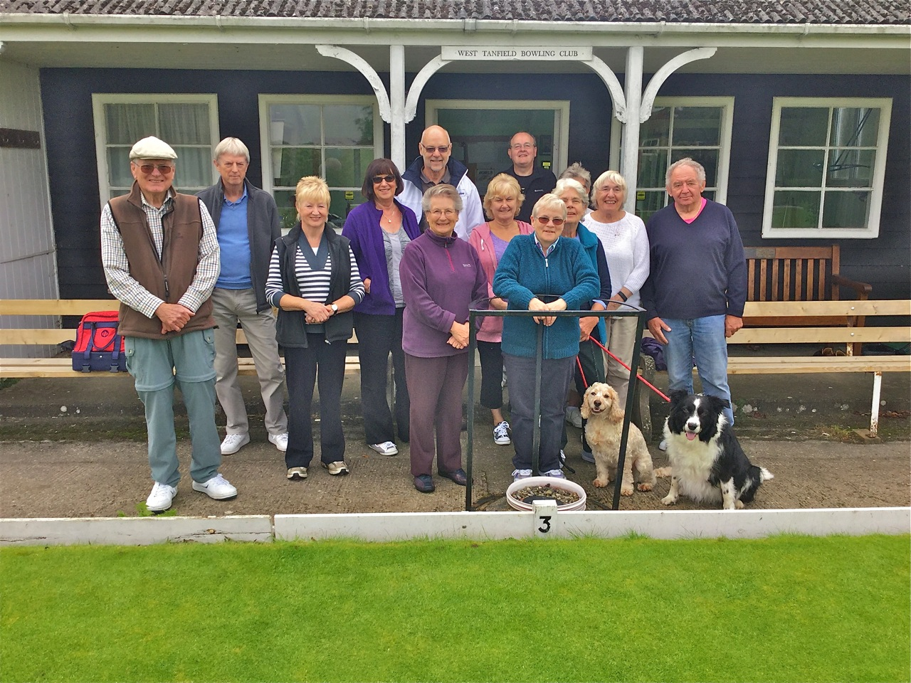 The Lawn Bowling group
