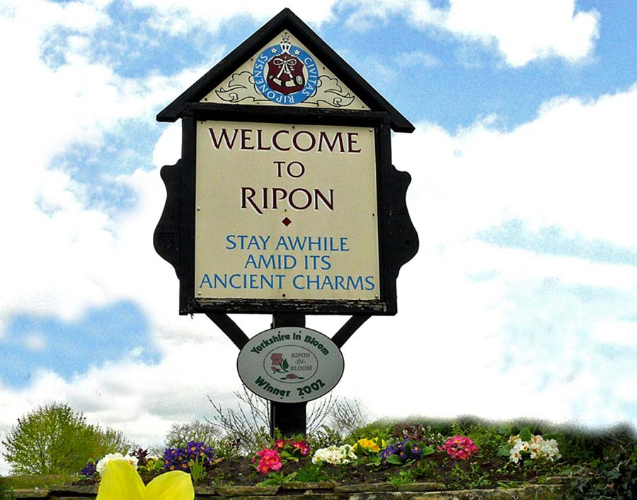 Welcome to Ripon and District U3A