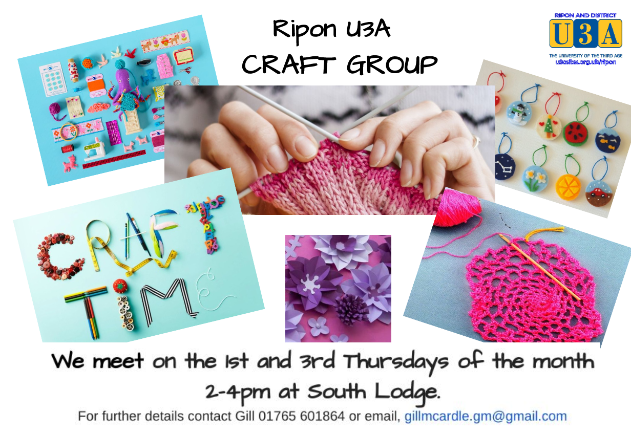 U3A Craft Group