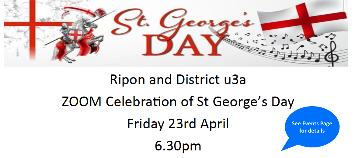 Welcome to Ripon & District U3A